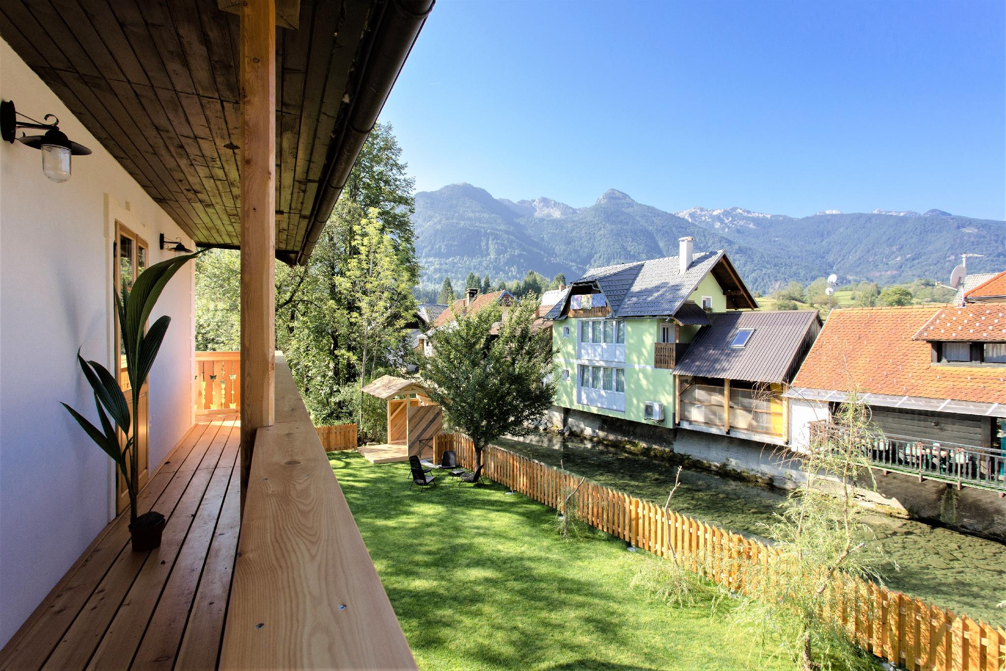 butterfly lodge bohinj slovenia rental