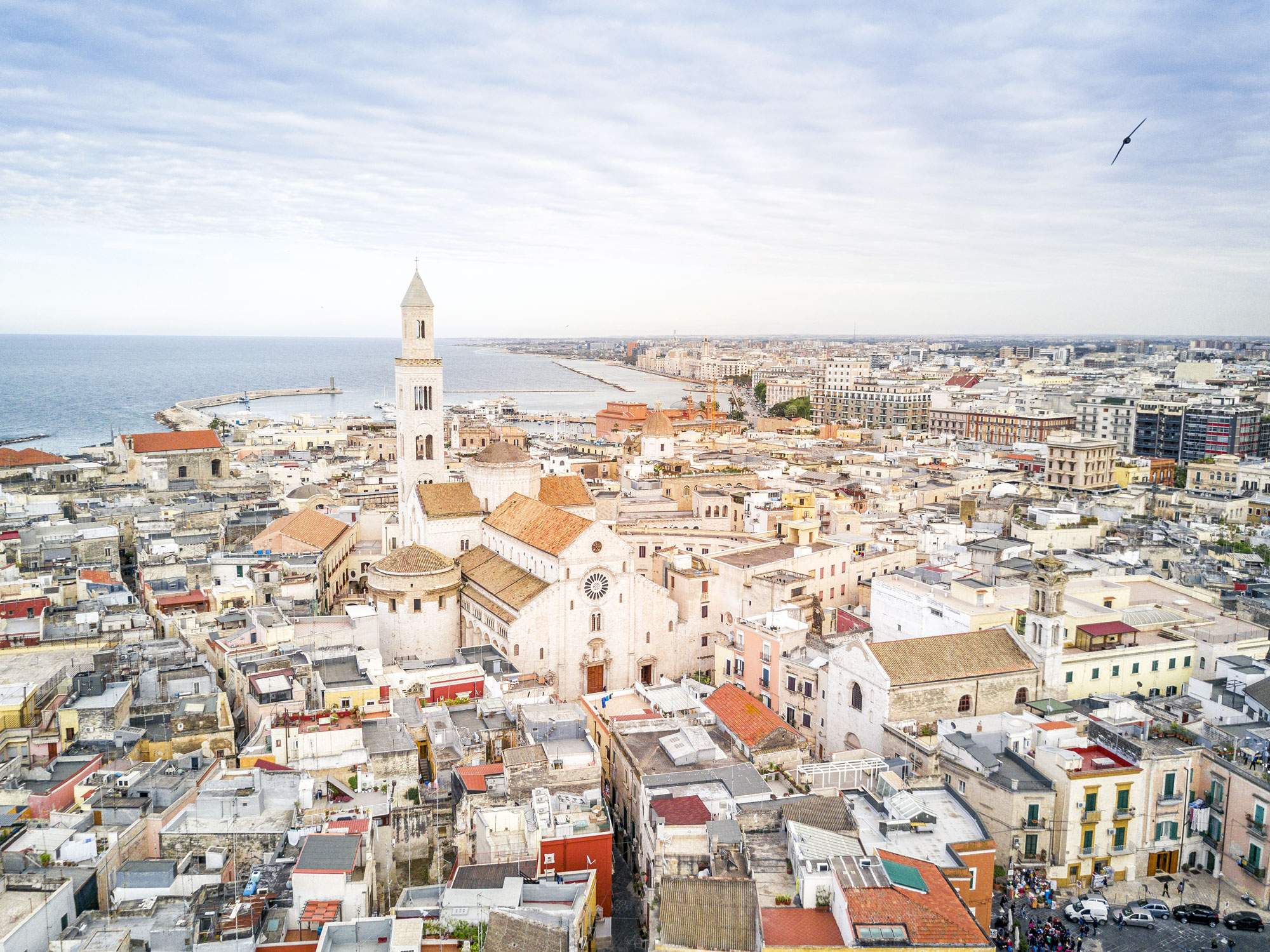 Bari, Puglia road trip itinerary