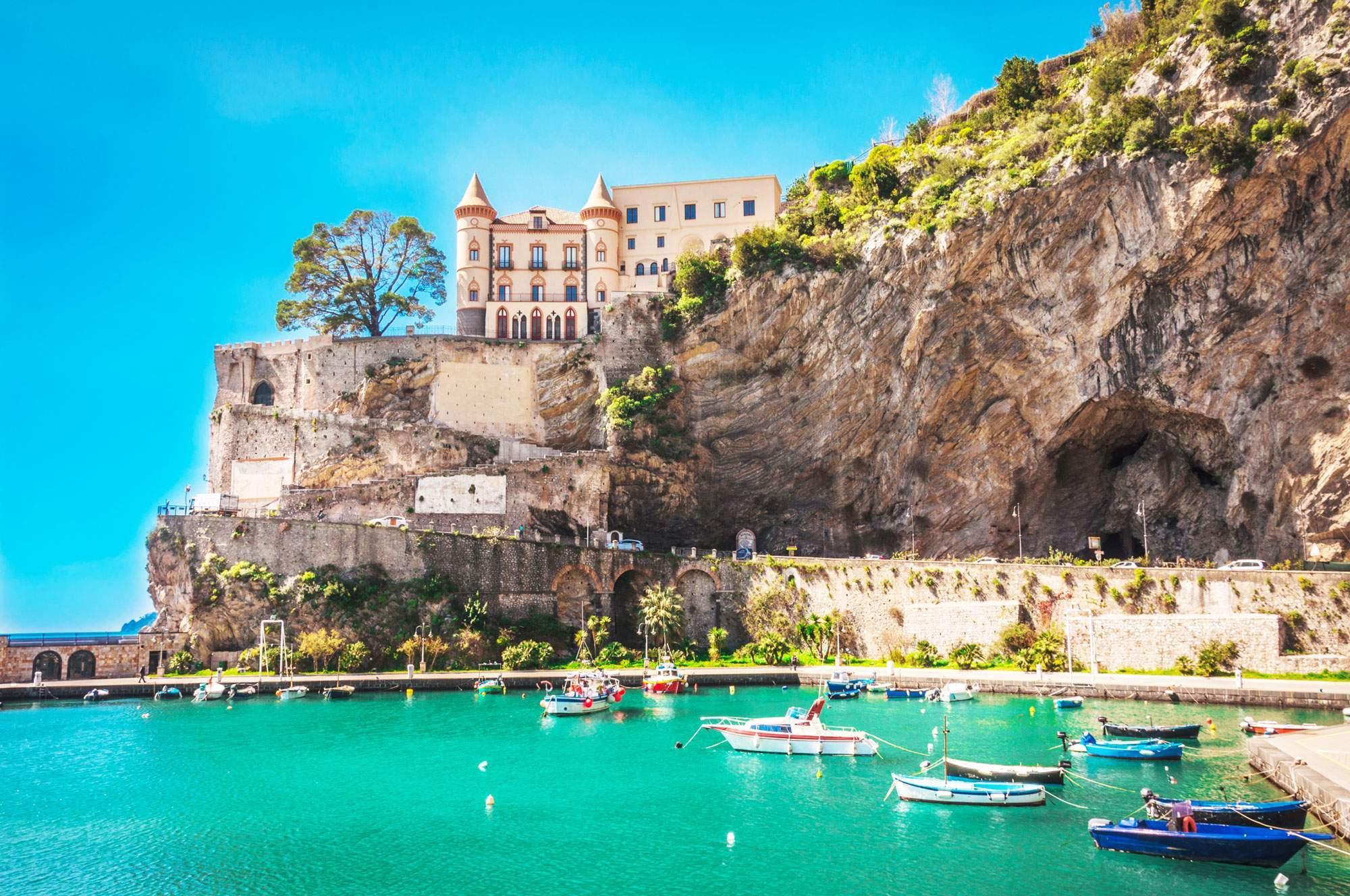 maiori-amalfi-coast-italy-torre-tower