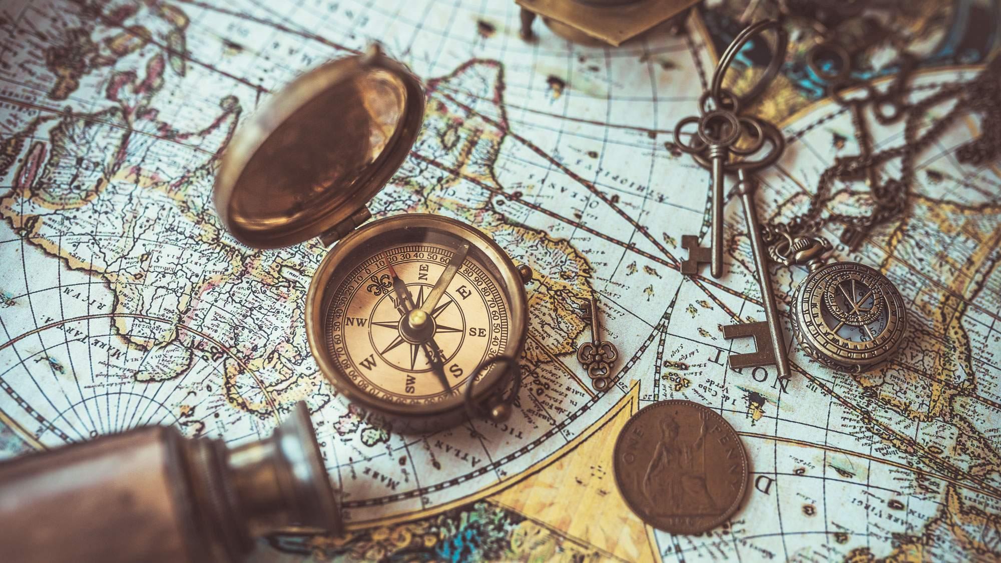 maps-compass-road-trip
