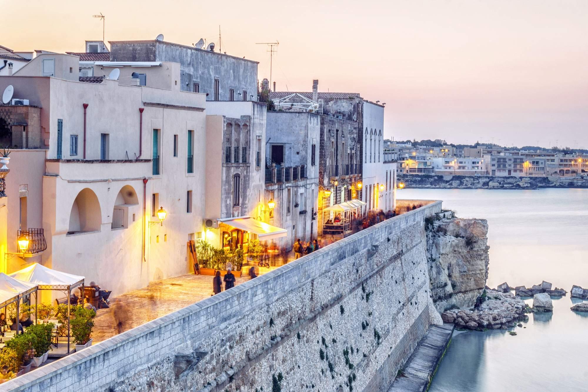 Otranto, Puglia road trip itinerary