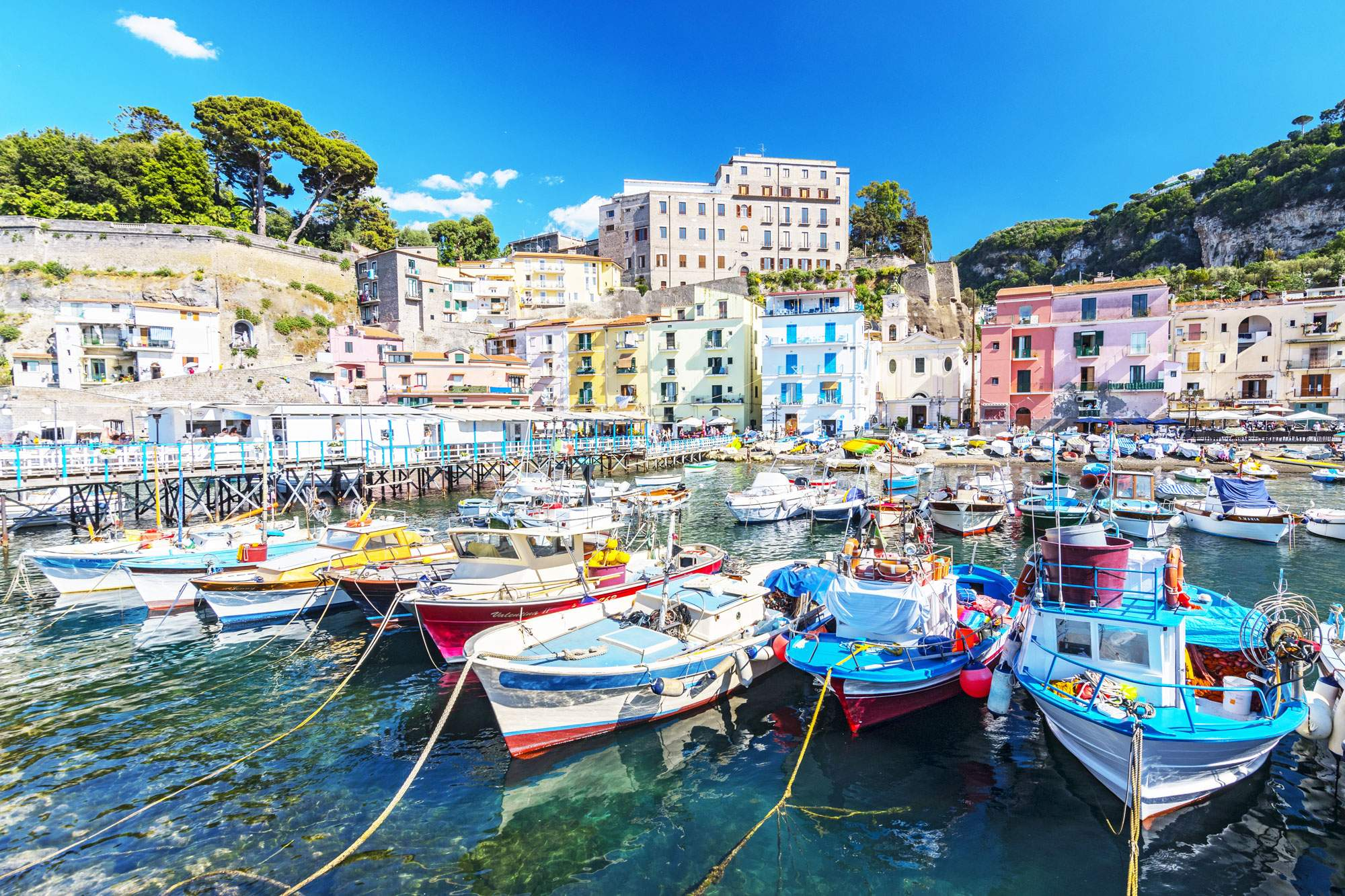 sorrento-amalfi-coast-italy-town-boats-travel