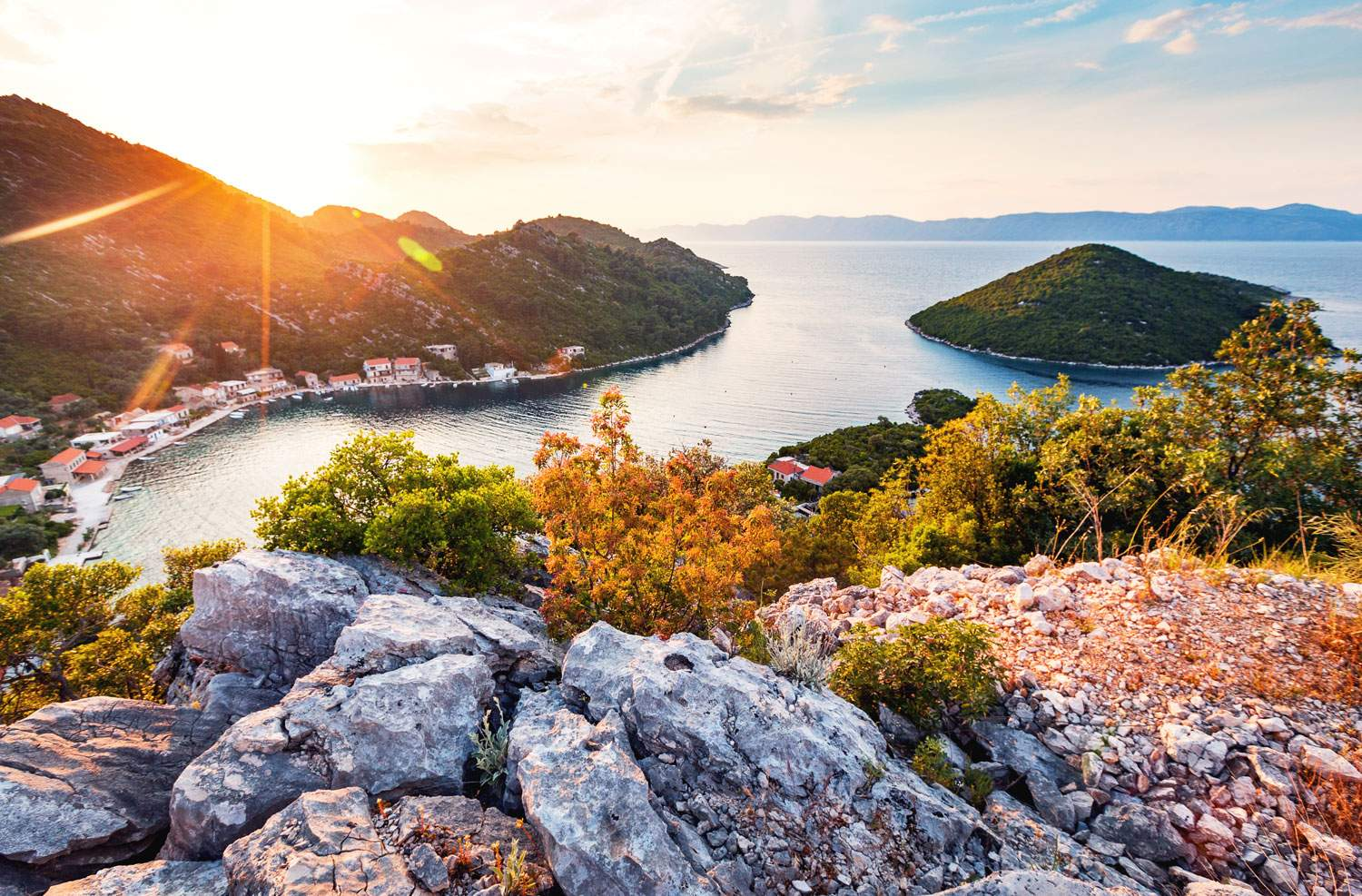 mljet-national-park-croatia-best-sunset