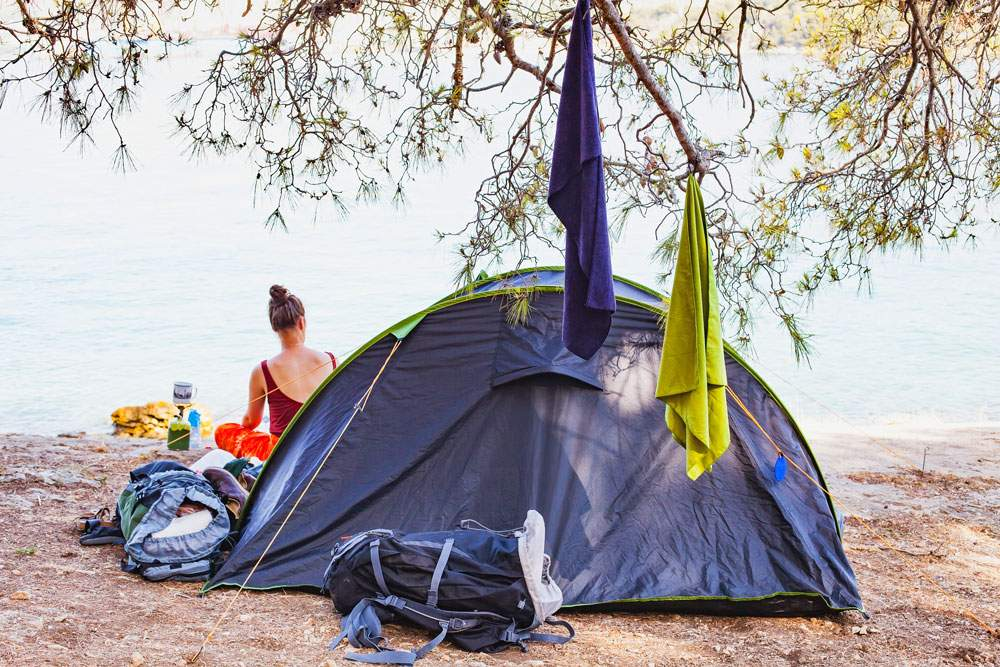 tent-pitch-camping-in-croatia