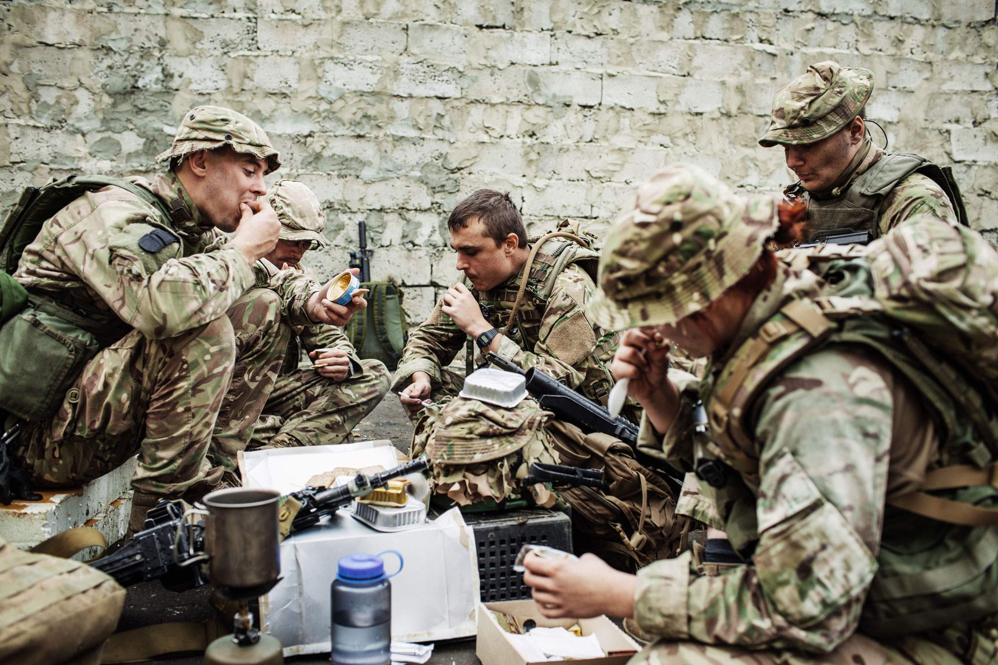 Food & Ammo: A Journey Through Military Kitchens and Battlefront Meals