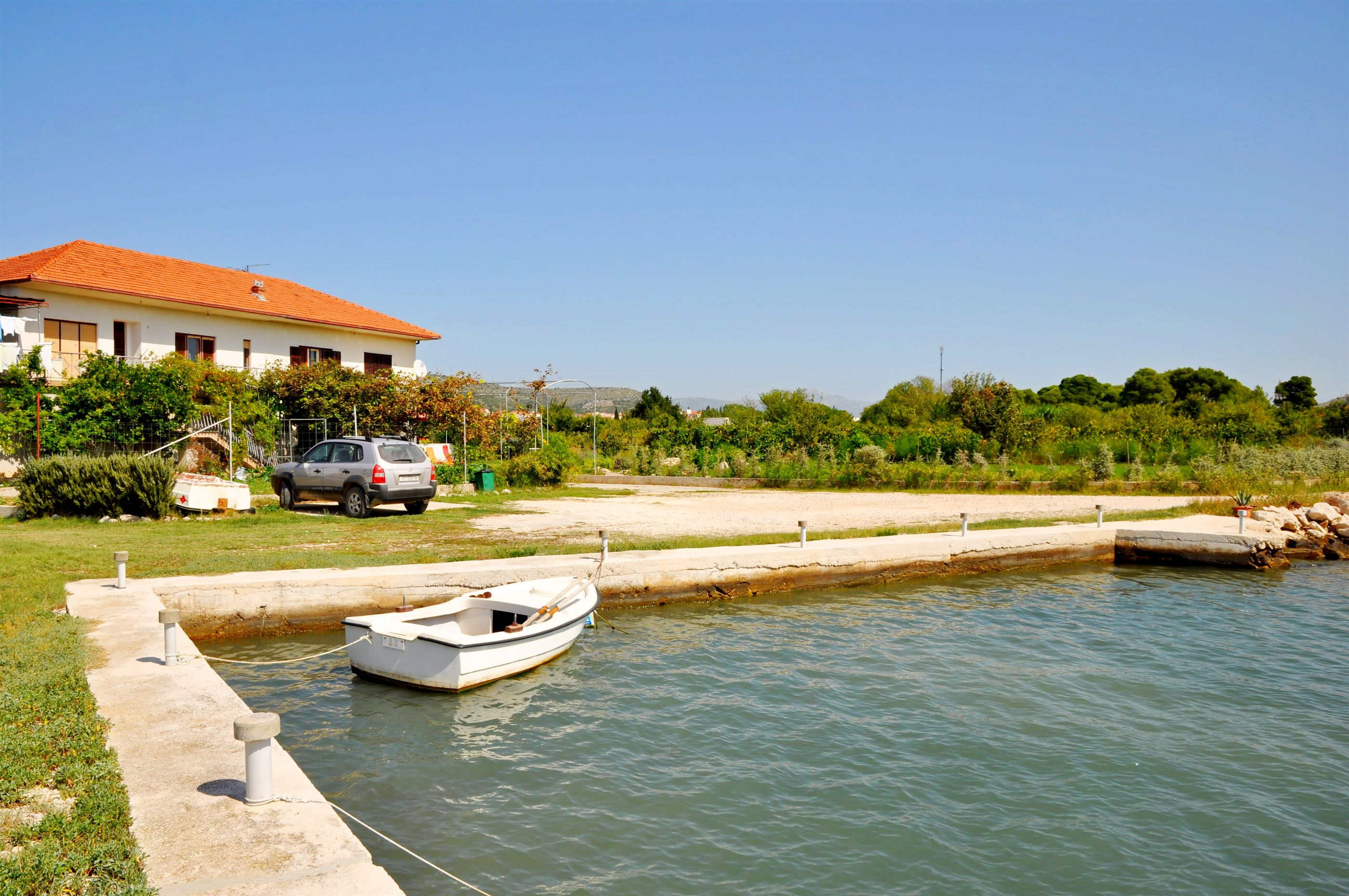 house ivica trogir croatia rental