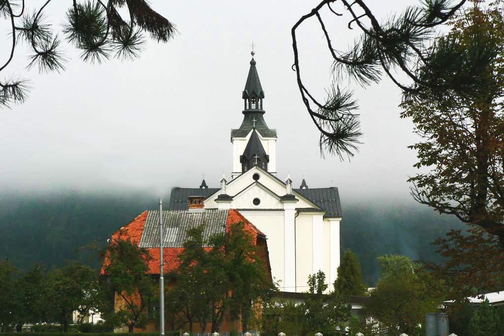 St-Nicholas-Church-(Bohinjska-Bistrica)