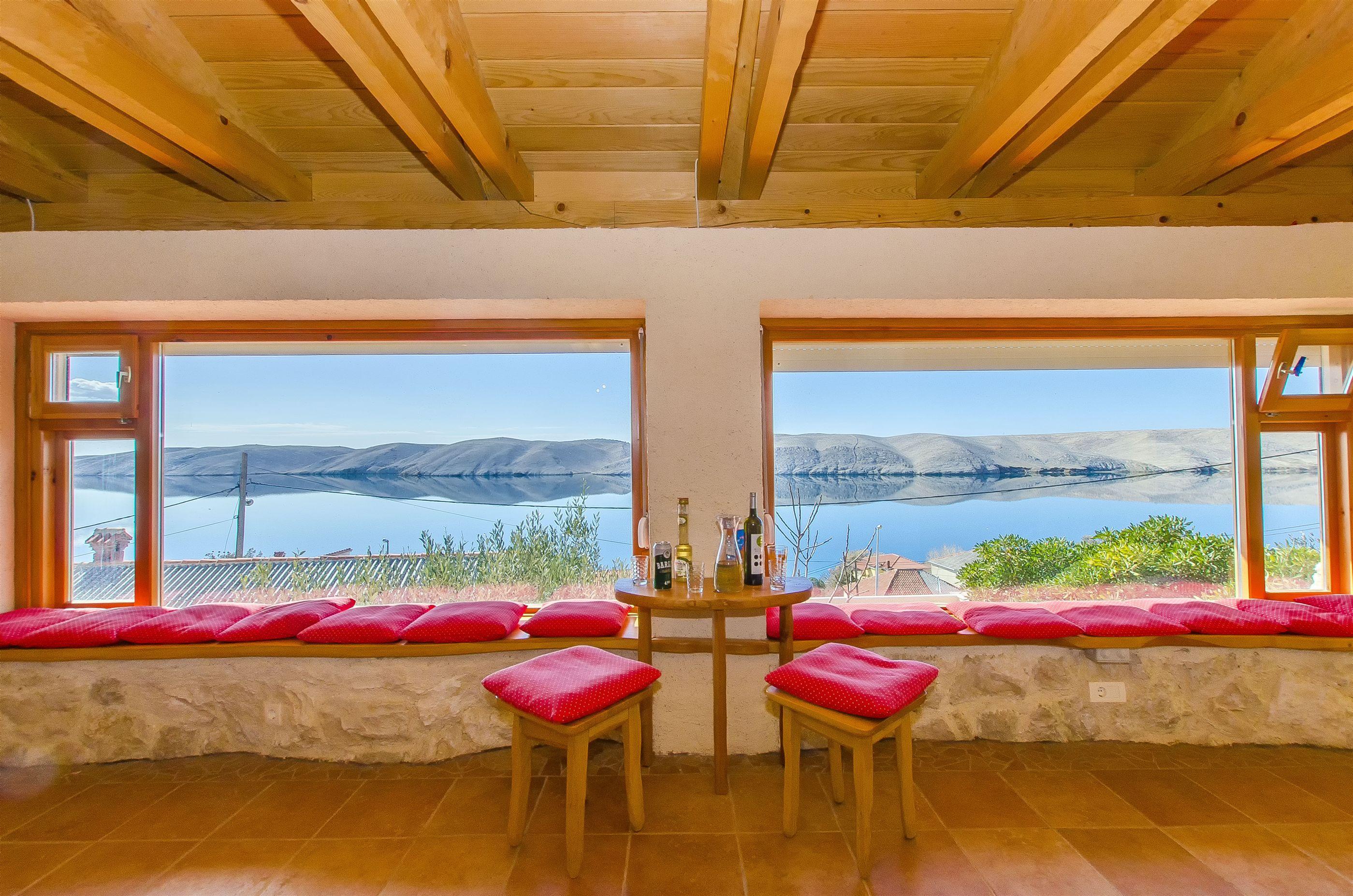 house srecko pag island rental