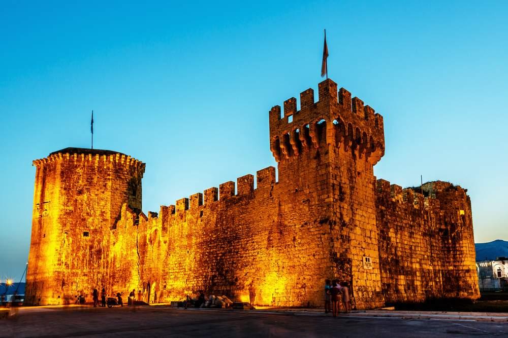 kamerlango-fortress-trogir-croatia