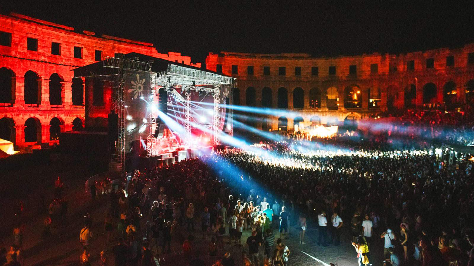 Croatia's Outlook Music Festival 2019