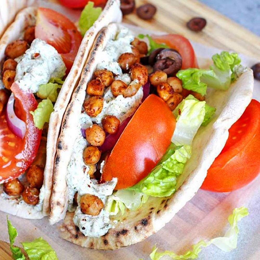 roasted-chickpea-gyro-vegetarian-mediterranean