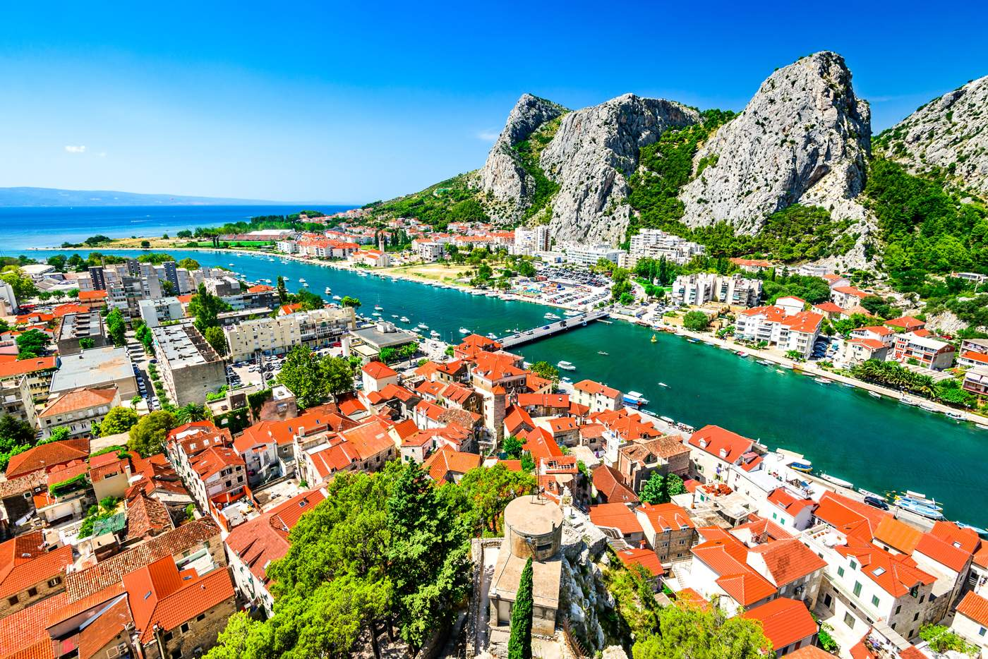 10 Reasons You Must Visit Croatia's Omiš This Summer