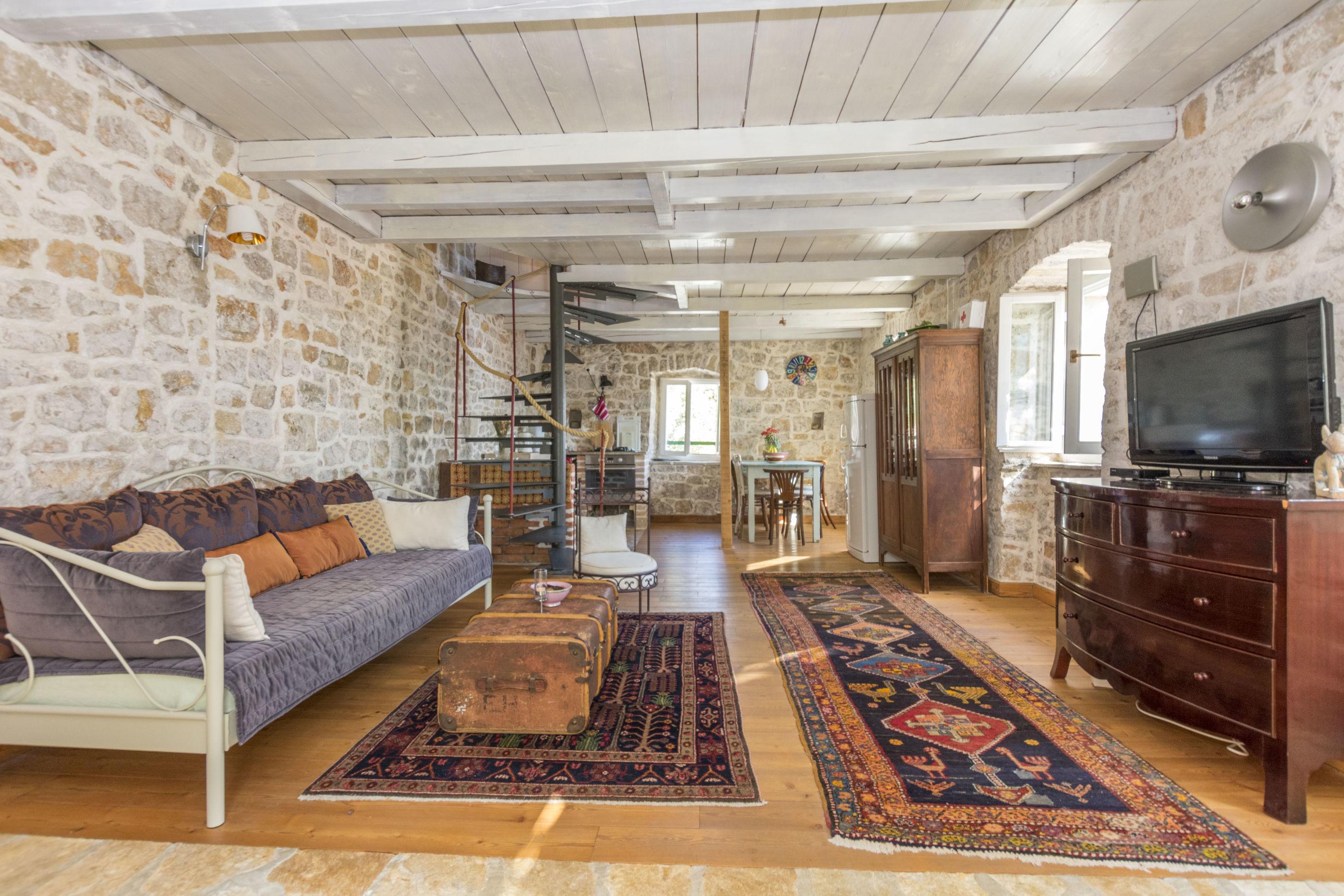 house almond croatia vacation rental omis