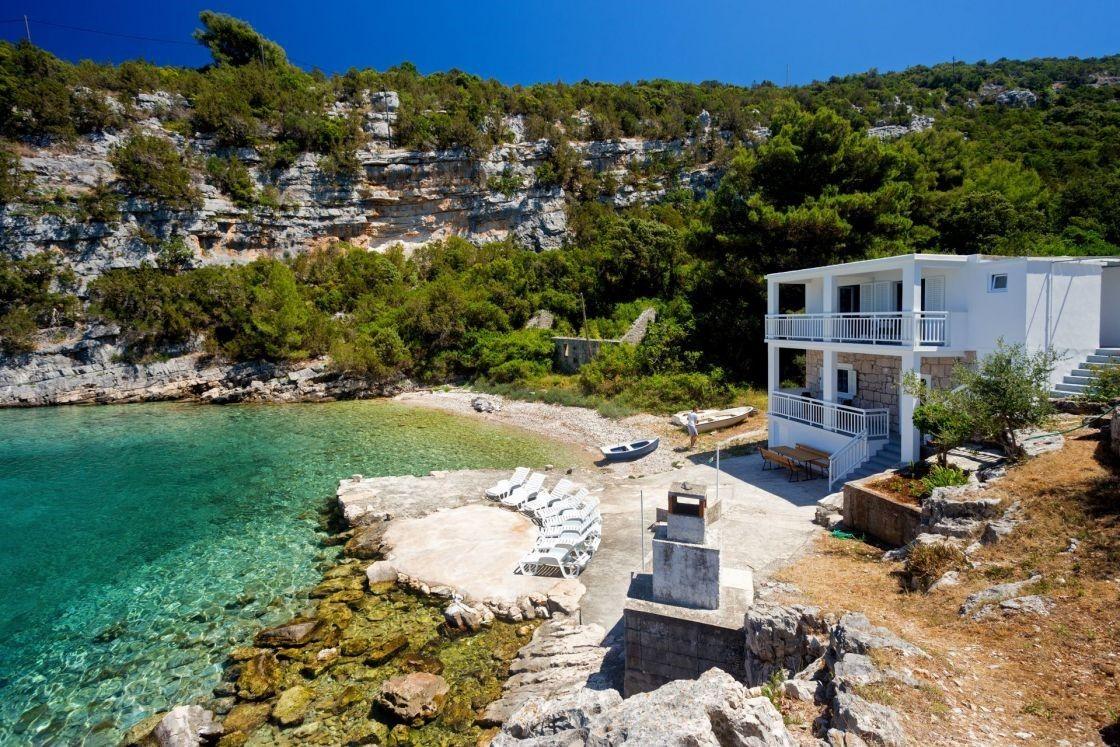 house marijana hvar island rental croatia