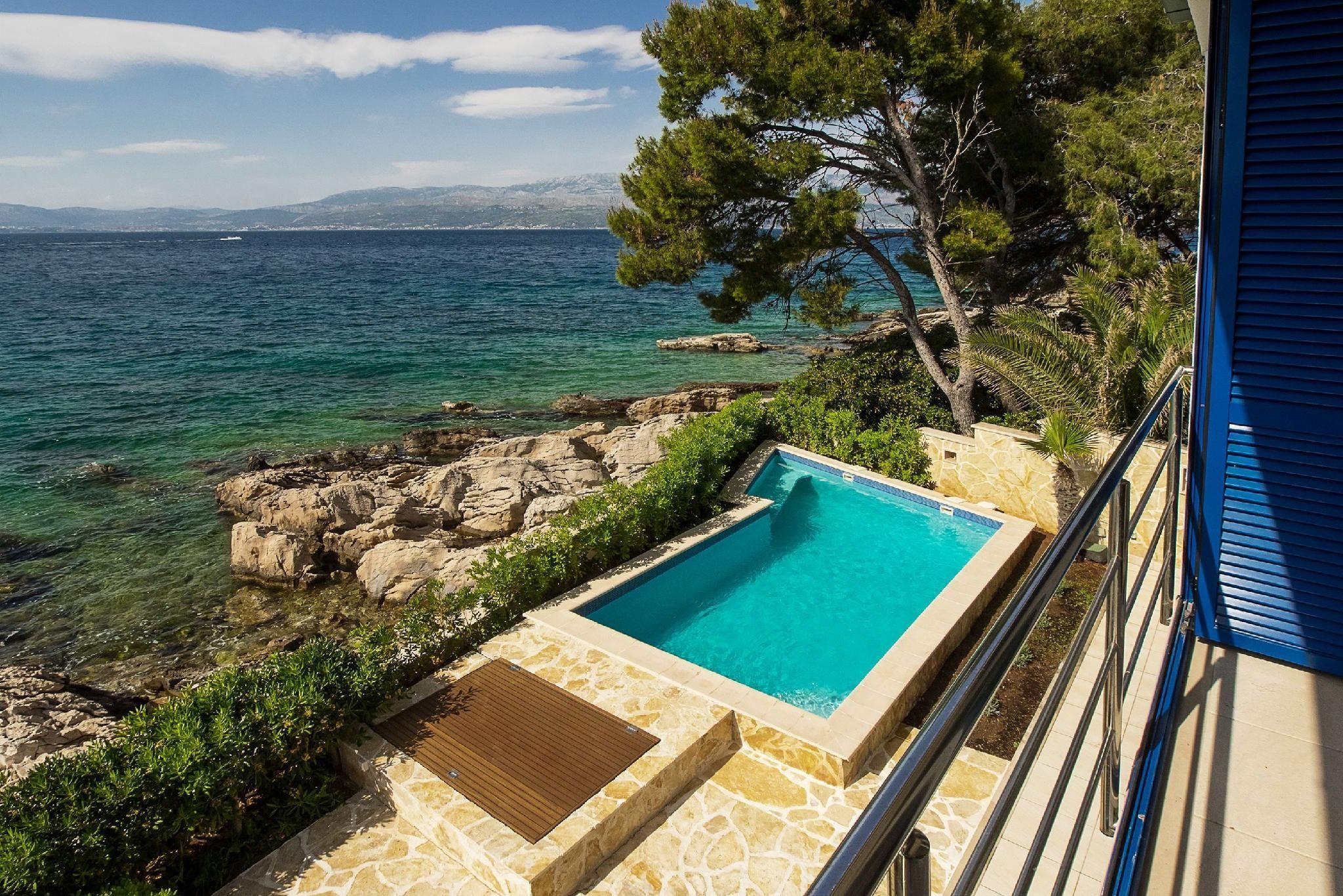 villa rosemary brac island croatia rental