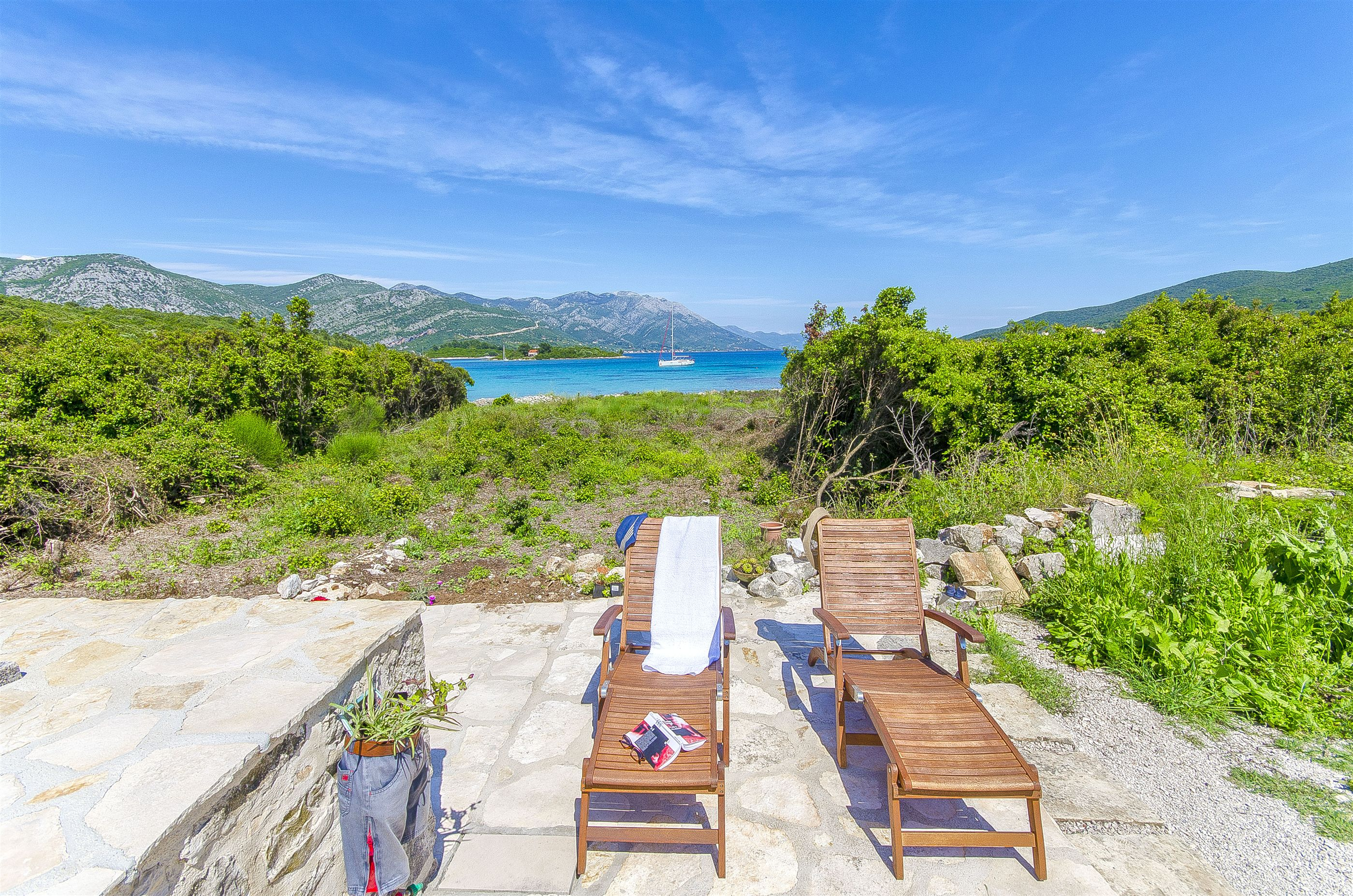 house vinko korcula vacation rental croatia
