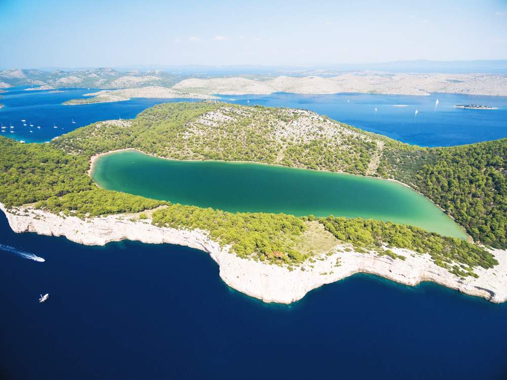 jezera-mir-lake-dugi-otok