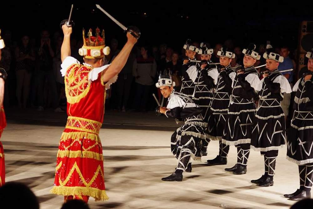 korcula-sword-dance-festival