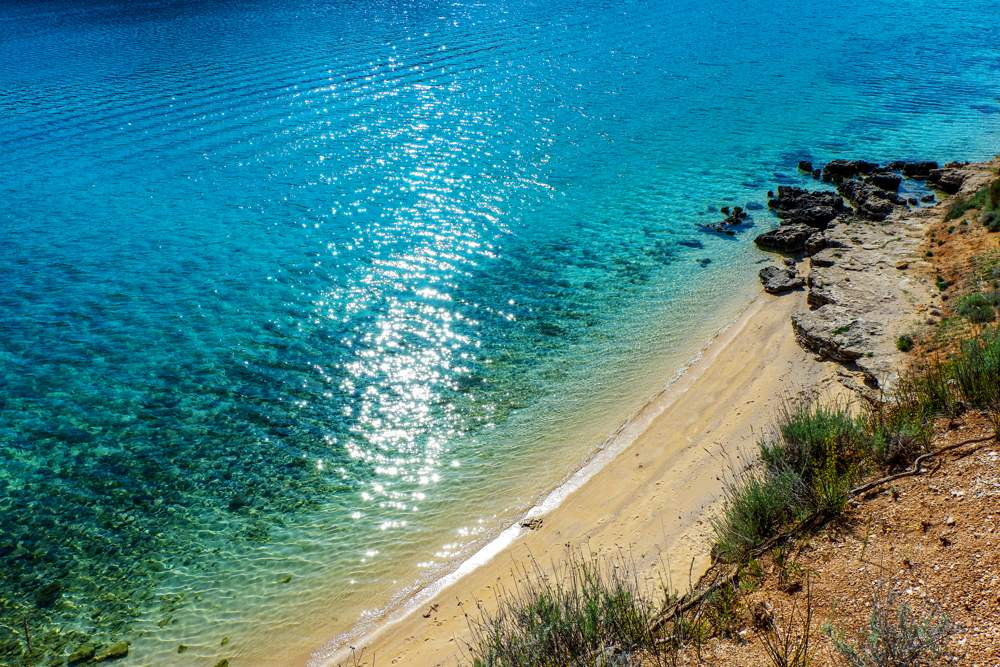 sandy-beaches-rab-croatia