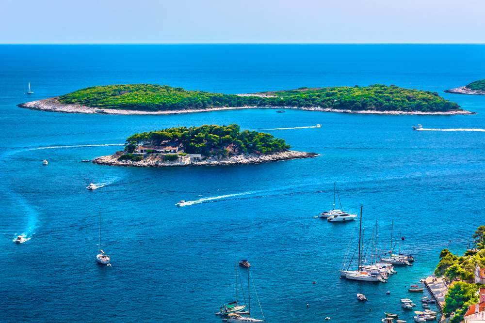 pakleni-islands-hvar-croatia