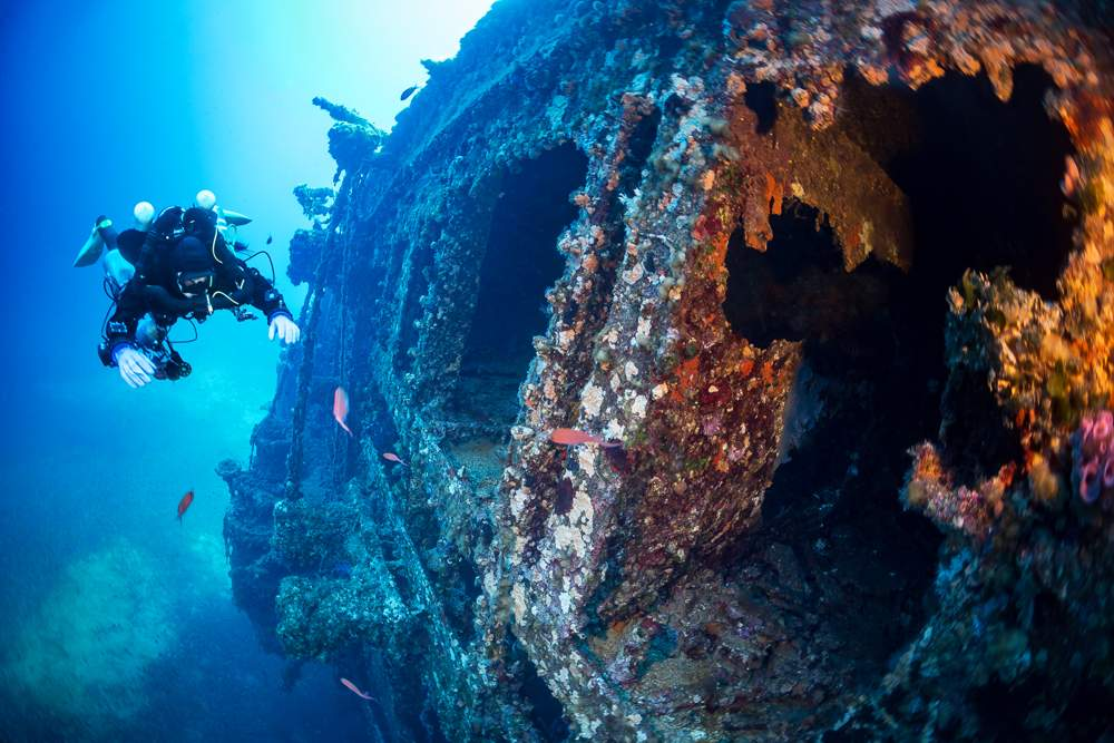shipwreck-diving-krk-adriatic