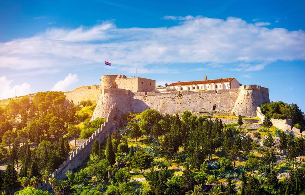 spanjola-fortress-hvar-town