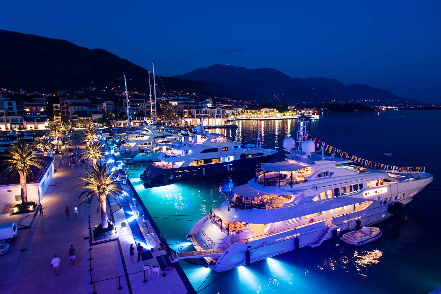 Porto Montenegro's Best Bars, Clubs & Lounges
